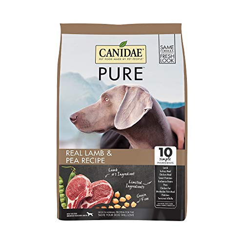 Canidae Grain Free PURE Dry Dog Food