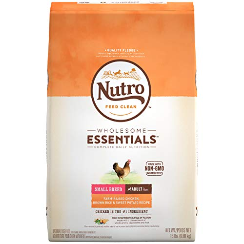 Nutro Small Breed Adult Dry Dog Food