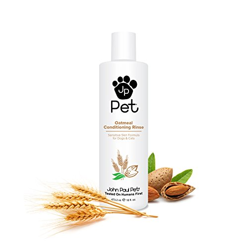 John Paul Pet Oatmeal Dog Conditioner