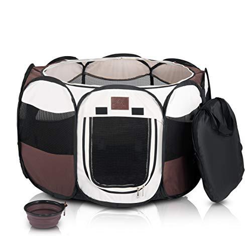 Parkland Pet Portable Foldable Playpen