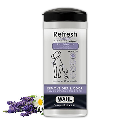 Wahl Refresh Cleaning Wipes