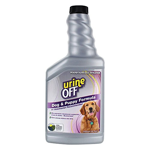 Urine Off Pet Urine Stain Remover