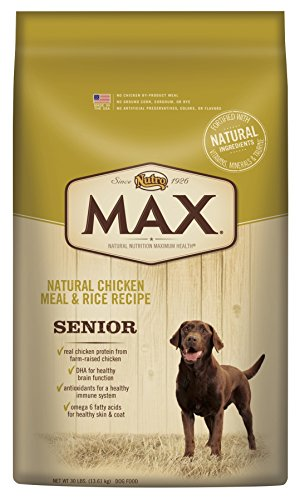 NUTRO MAX Dry Senior Dog Food
