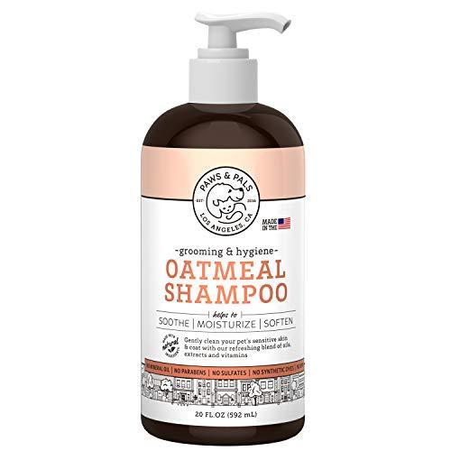Oxgord Organic Oatmeal Dog Shampoo & Conditioner