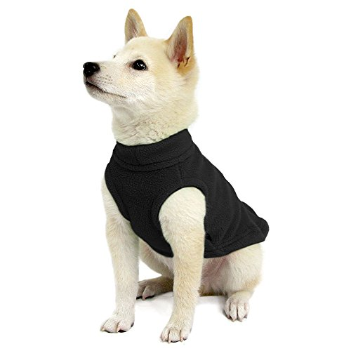 Gooby Stretch Fleece Vest