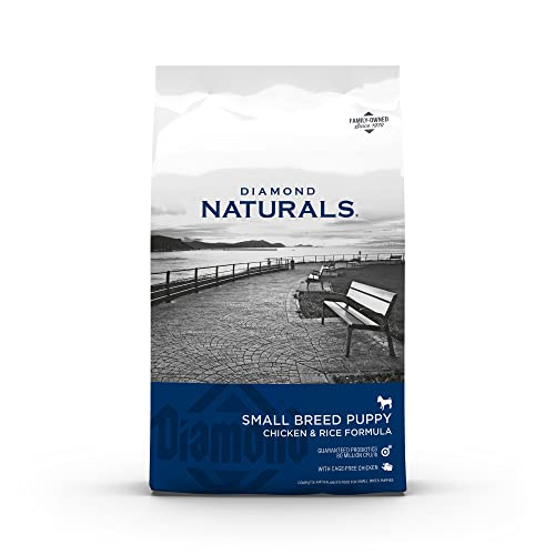 Diamond Naturals Small Breed Puppy Dry Food