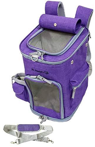 Mr. Peanut's Backpack Pet Carrier
