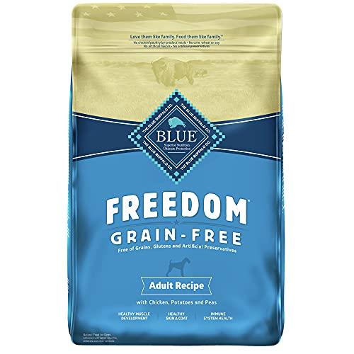 BLUE Freedom Grain Free Chicken Dry Dog Food