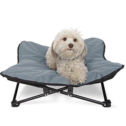 Paws & Pals Raised Pet Bed