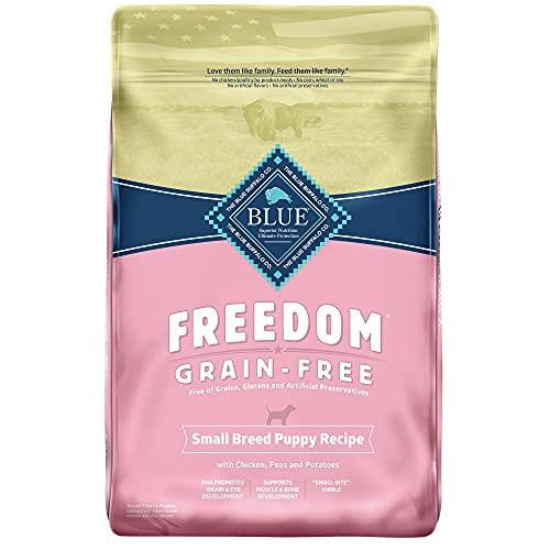 Blue Buffalo Freedom Grain Free Dry Puppy Food