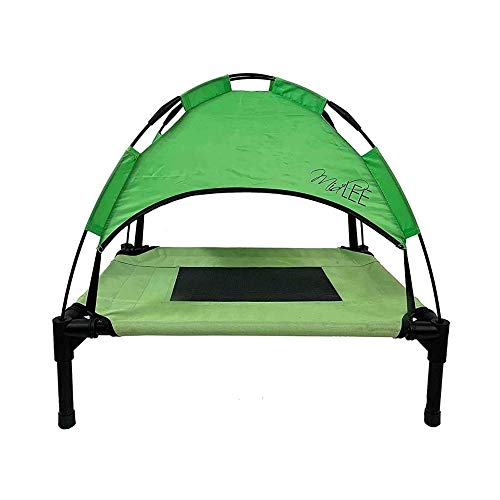 Midlee Outdoor Elevated Dog Cot Bed