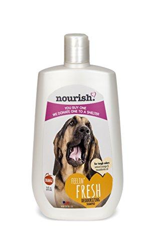 Nourish Fresh Deodorizing Dog Shampoo