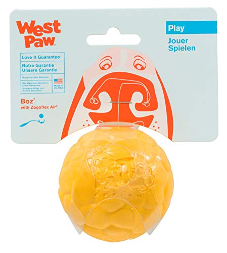 West Paw Air Nearly Indestructible Dog Ball