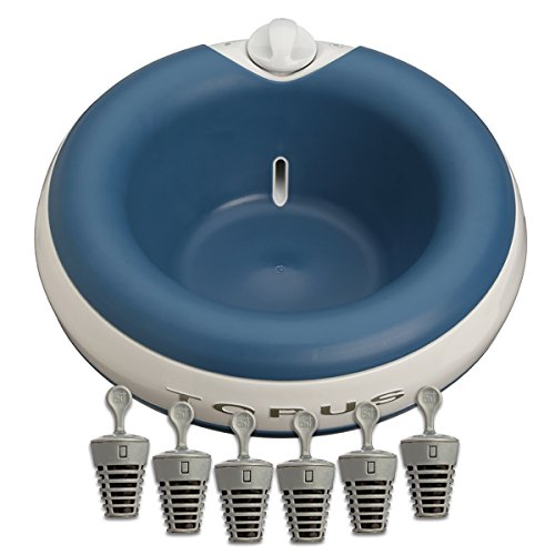 Torus 2-Liter Pet Water Bowl