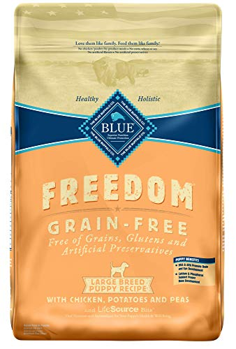 Blue Buffalo Freedom Large Breed Puppy Food