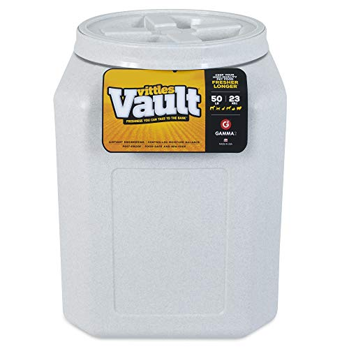 Gamma2 Vittles Vault Outback Pet Food Storage Container