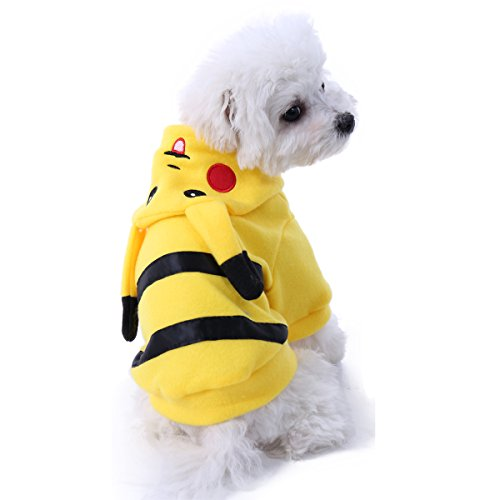 Pawz Road Pikachu Costume