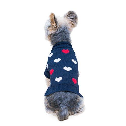 Stinky G Mini Heart Sweater