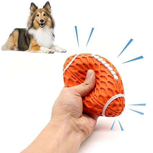 Bzonsmart Squeaky Dog Toys Ball