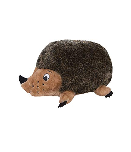 Outward HoundHedgehogz Plush Rattle and Squeak Toy