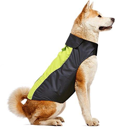 Vizpet Waterproof Lightweight Dog Coat