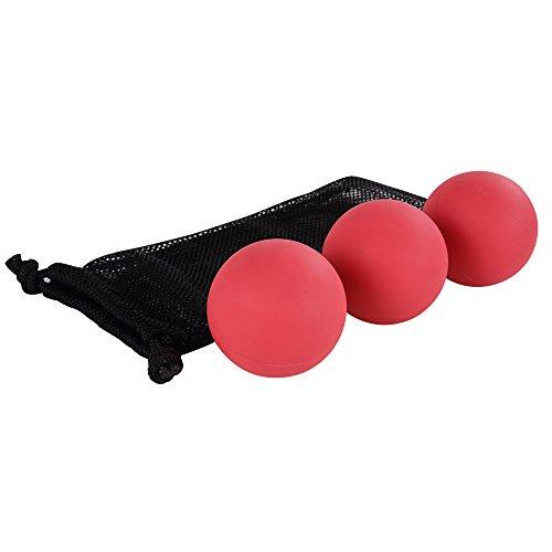 Rukket All Natural Rubber Dog Balls