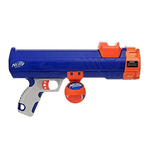 Nerf Dog Compact Tennis Ball Blaster