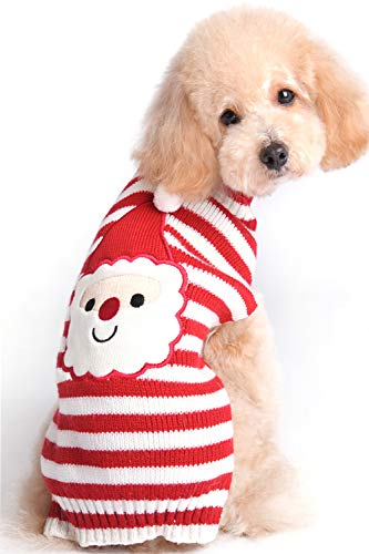 Bobibi Dog Christmas Santa Sweater