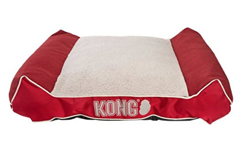 KONG Plush Lounger Dog Bed