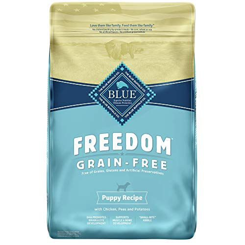Blue Buffalo Freedom Grain-Free Puppy Food