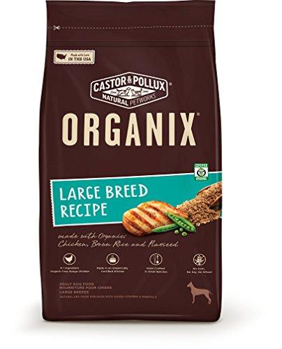 Organix Large Breed Dry Food