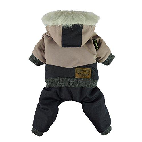 Fitwarm Waterproof Dog Jacket