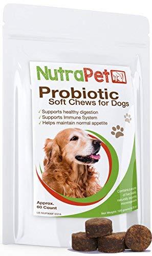 NutraPet Probiotics Soft Chews