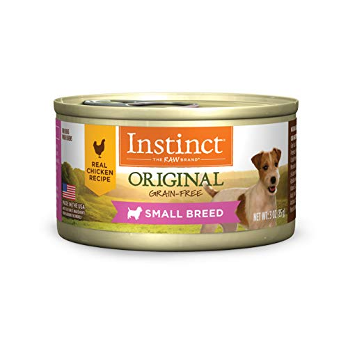 Nature's Variety Instinct Small Breed Wet Dog Food
