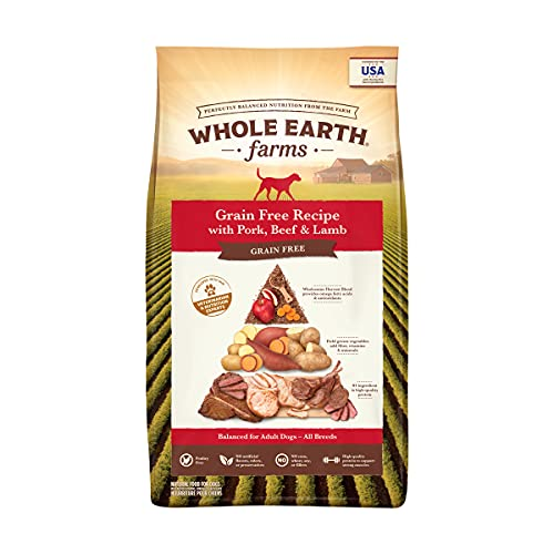 Whole Earth Farms Dry Dog Food