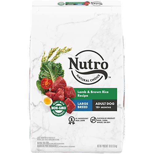 Nutro Natural Choice Lamb And Rice Formula