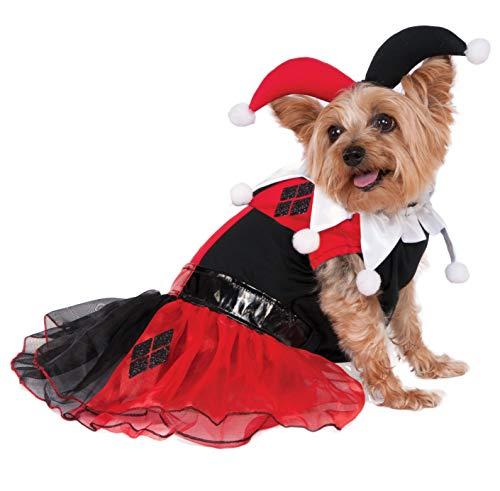 Rubies Costume DC Comics Harley Quinn Pet Costume