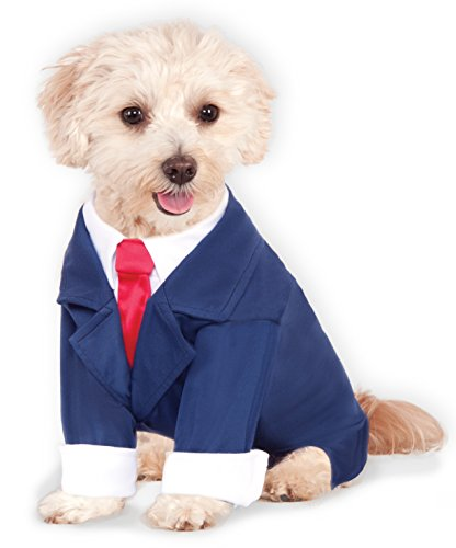 Rubies Business Suit Pet Costume