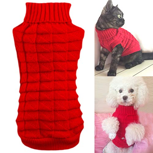 Wiz BBQT Knitted Turtleneck Sweater