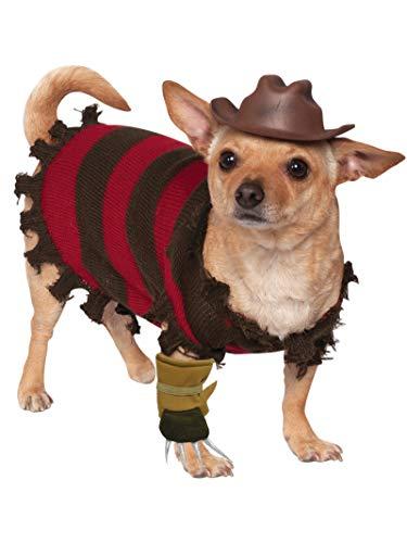 A Nightmare on Elm Street Freddy Krueger Costume