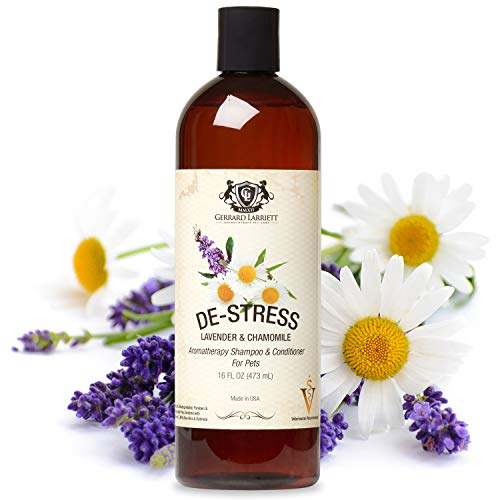 Lavender & Chamomile Aromatherapy Shampoo & Conditioner