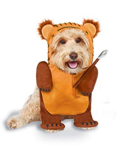 Rubies Star Wars Running Ewok Pet Costume