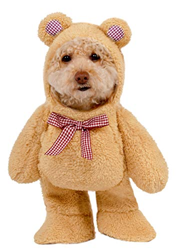 Rubies Walking Teddy Bear Pet Costume