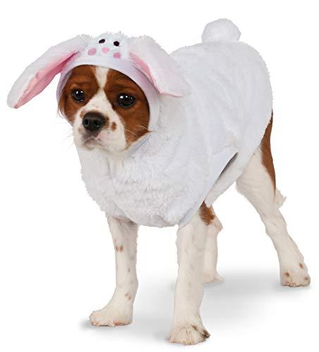 Rubie's Bunny Hoodie Pet Costume