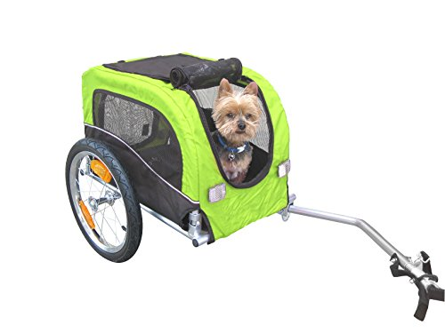Booyah Small Dog Pet Bike Bicycle Trailer
