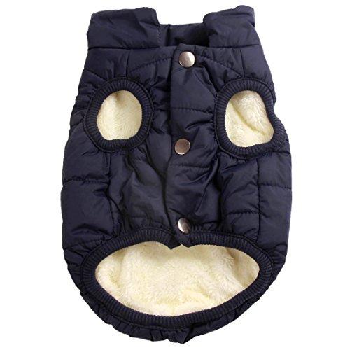 JoyDaog 2 Layers Fleece Lined Jacket