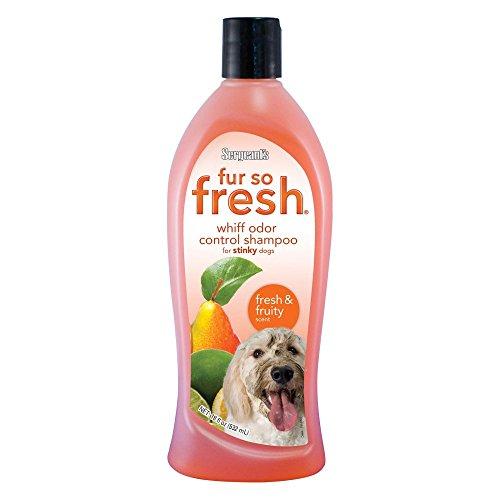 Sergeants Fruity Fur Odor Control Shampoo