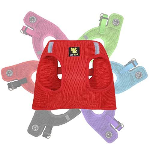 EcoBark Adjustable Padded Step In Dog Harness