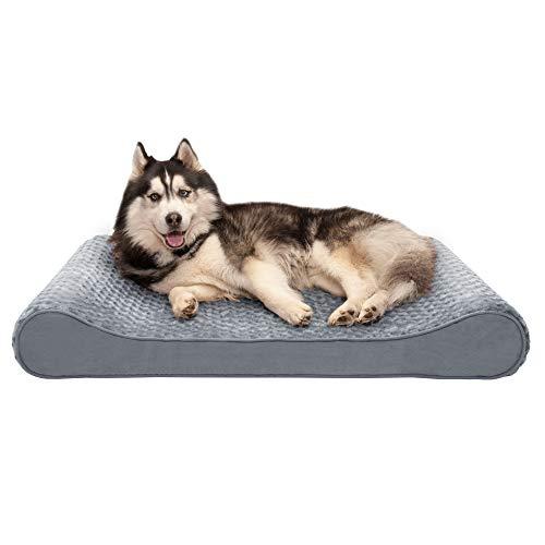 Furhaven Memory Foam Dog Bed