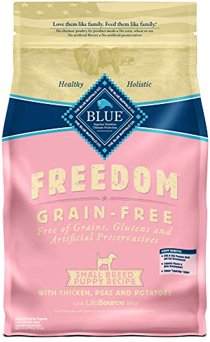 Blue Freedom Small Breed Puppy Food